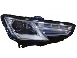DPA Audi A4 headlights